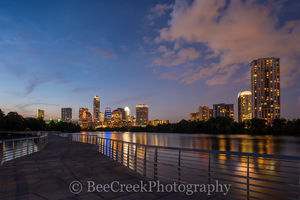 Austin, Austin Boardwalk, Austin City, Austin Texas skyline images, Austin at night, Austin high rises, Austin skyline from the boardwalk, Austin skyline pictures, Austonian, Capital, Capital of Texas