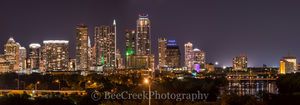 Austin pano, Austin panorama, Austin panorama at night, Austin photographer, Austin skyline pictures, austin architecture, austin cityscapes, austin skyline, austin skyline images, austin skyline phot