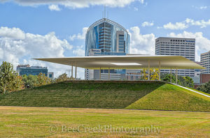 Centinnel Pavillion, Houston, Medical Center, Methodist, Rice, University, architecture, buildings, high-rise, hospital, modern, shape