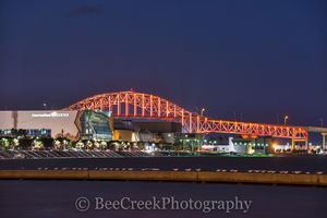 American Bank Center, Corpus Christi, bay, city, cityscape, harbor bridge, ocean, seascape, seawall