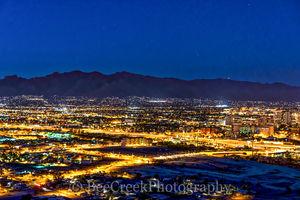 Tucson, night, View of Tucson, cityscape, downtown, city,  images of Tucson, photos of Tucson, pictures of Tucson, photographs of Tucson, Tucson mountains, Tucson skyline, Tucson cityscape, Tucson, Ar
