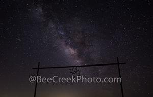 Astronomy, astrophotography, milky way, celestial, gate, ranch, dark,  gallaxy solar system, night, night landscape, night landscapes, night photo, star images, starry, Texas, milky way in texas, Texa