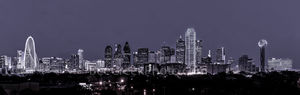 Dallas, skyline, Fountain Place, Reunion Tower, bank of america, city, cityscape, cityscapes, downtown, high rises, modern urban, skycrapers,