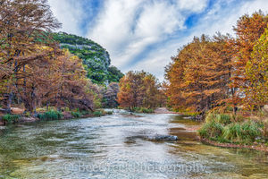 America, American, Con Can, Frio River, Hill Country, blue green waters, blue water, clear water, colorful, fall, fall cypress trees, fall images, fall landscapes, images of Texas, landscape, texas la
