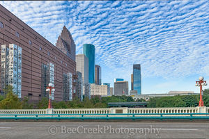 Houston, Seven Wonders, art, childrens art, cities, city, cityscape cityscapes, columns, downtown, exhibit, modern, skyline, skylines, theater district, urban
