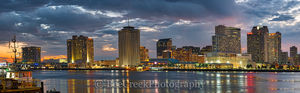 New Orleans Skyline Prints and Images