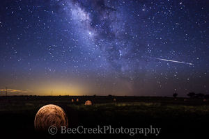 Astronomy, astrophotography, celestial, dark, dark skies, galaxies, galaxy, golden, hay bales, landscape, light pollution, milky way, milkyway, night, night landscape, night landscapes, night photogra