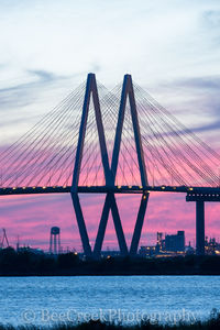 Sunset at the Hartman Bridge