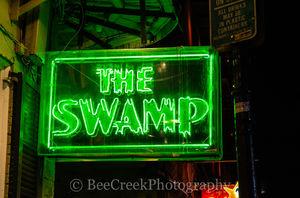 Swamp Neon Sign