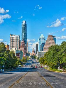 Austin, Capital, Capital of Texas, Congress ave, State Capitol, Texas Capital, Texas skyline, austin tx skyline, buildings, city, city scene, cityscape, cityscapes, congress, congress ave image, congr