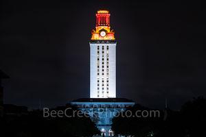Austin, UT, UT Tower, win, University of Texas, orange tower, downtown, cityscape, football, landmark, images of austin, images of texas,