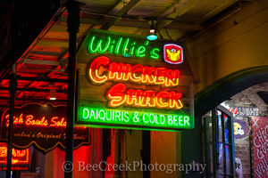 Willies Chicken Shack Neon Sign