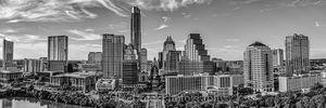 Austin, aerial, downtown, skyline, over Austin, city, cityscape, architecture, Congress Ave, high-rise, buildings, Frost, Austonian, Marriott, Four Season Hotel, Ashton, W Hotel, 360 Condos, One Congr