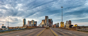 Dallas Cityscape Panorama
