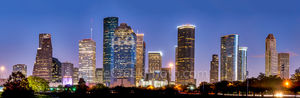 Houston, architecture, bayou, city, city scene, cityscape, cityscapes, downtown, high rises, houston texas, images of Houston, night, night skyline, pano, panorama, panoramic, skyline, skylines, theat