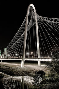 Margaret Hunt Hill Bridge, bridge, Dallas, skyline, Dallas Texas, Dallas skyline, downtown dallas, dallas bridge, images of dallas, photos of dallas, pictures of dallas, stock photos of dallas,