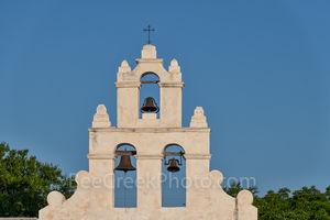 Mission San Juan, bells, San Antonio Missions National Historical Park,  San Antonio,  Texas, church,  landmark,