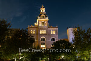 Pearl District San Antonio Night