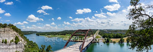 austin texas, 360 bridge, pennybacker bridge, 360 hwy, texas hill country, lake austin, downtown austin, city of austin, hill coutry, capital of texas highway, pennybacker overlook, panorama,percy v.