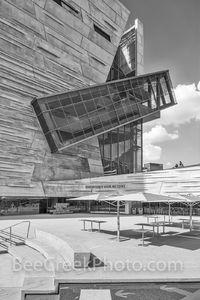 Perot Museum B W Vertical