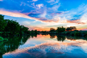 Texas Hill Country Sunset 2