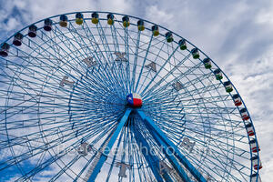 Dallas, Ferris wheel, Texas Star, Texas State Fair, amusement park, rides. museums