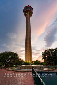 Tower of Americas Sunset