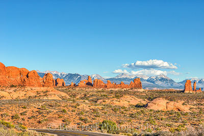 Arches National Park View