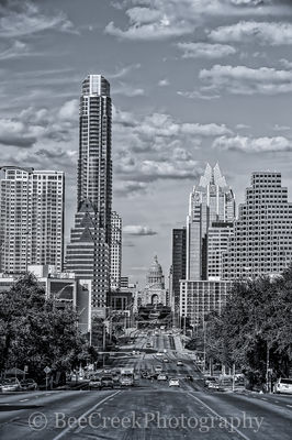 Austin, Congress ave, Zilker park, austin downdown, austin texas, cityscape, congress, state captiol, austin skylines, austin cityscapes