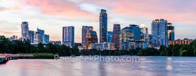 Austin Skyline Twilight Glow