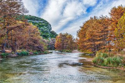 Frio River Landscape