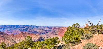 Grand Canyon Overlook Pano