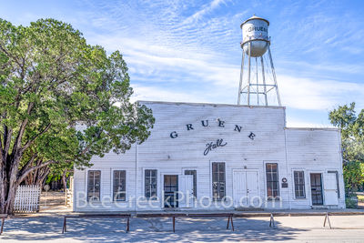 Gruene Hall, Gruene Texas, dance hall, saloon, town, community, Earnest Gruene, german, german town, Texas, texas hill country, visit, National Register of Historic Places,