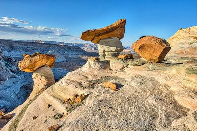 Hodos Rock Formations