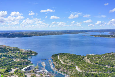 Lake Travis Aerial View