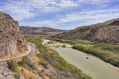 Rio Grande Scenic Overlook