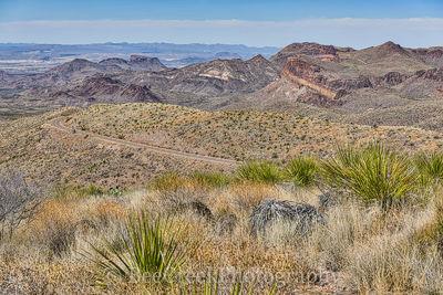 Big Bend National Park, Mountains, Sotal Vista Overlook, desert, distant, ross maxwell Scenic Drive, views