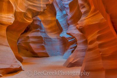 Sloth Canyons Walls