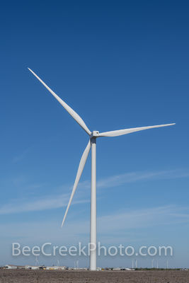 Texas Wind Turbine
