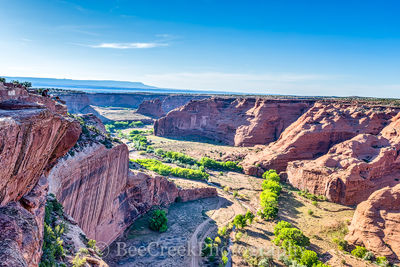 Grand View of Canyon de Chelly