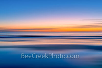 Alantic Ocean Vivid Sunrise
