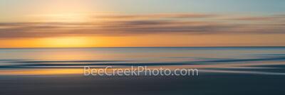 Atlantic Serenity Sunrise Pano