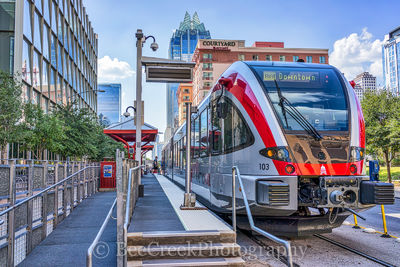 Austin, Rail, Transit, station, city, cityscape, Frost, Convention Center, station, bus, transportation, Courtyard Marriot, landscape, downtown, Hilton, lifestyle, lifestyles, hotels, Westin, , austin