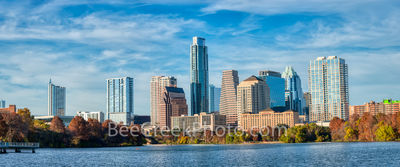 Austin skyline, city, cities,  cityscape, cityscapes, architecture, architectural, texas city, urban scene, downtown, city scene, panorama, pano, panoramic,  skyscraper, high rise, buildings, modern c