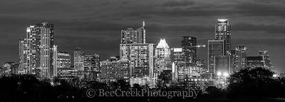 austin skylines, austin cityscapes