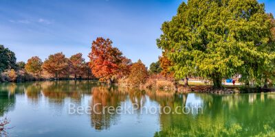 Autumn at the Blanco River