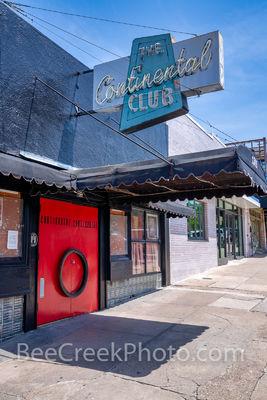 Continental Club Austin Vertical 2