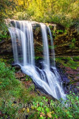 waterfall, falls, stream, creek, flow, water falling, dry falls, smoky mountain, smokies, vertical, nature, natural,  north carolina,  highlands, cullasaja falls, nantahala, forest,