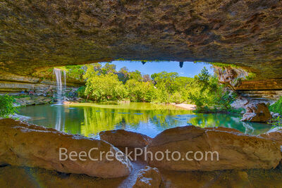 Hamilton Pool Grotto View