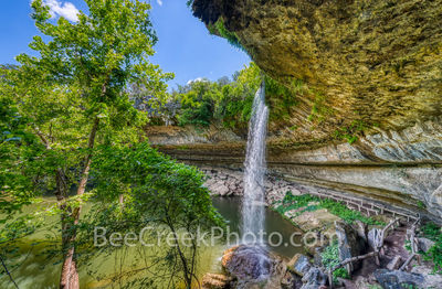 Hamilton Pool Waterfall3